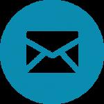 closed-envelope-circle